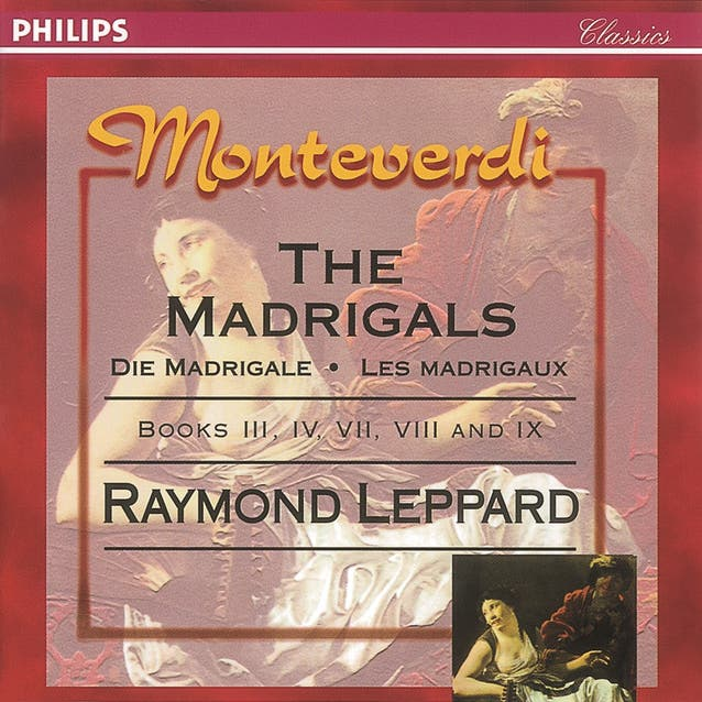 Various Artists & Members Of The Glyndebourne Opera Chorus & Raymond Leppard image