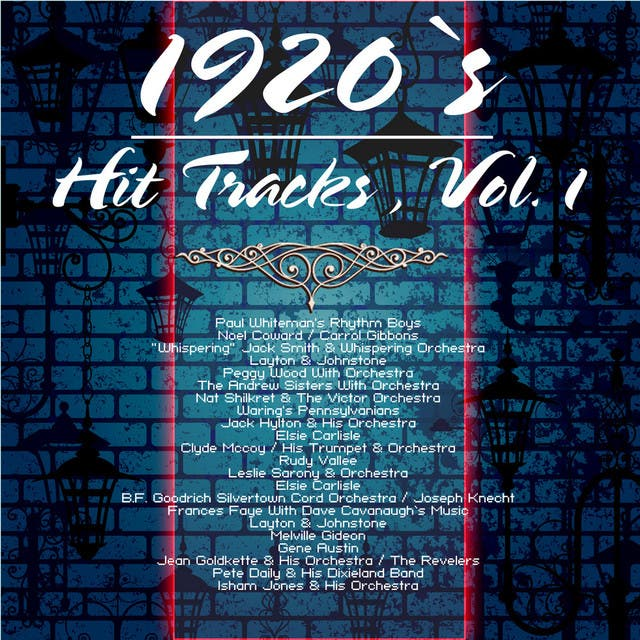 1920`s Hit Tracks , Vol. 1