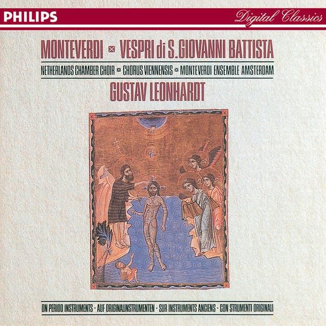 Various Artists & Chorus Viennensis & Hubert Dopf S.J. & Netherlands Chamber Choir & Monteverdi Ensemble Amsterdam & Gustav Leonhardt