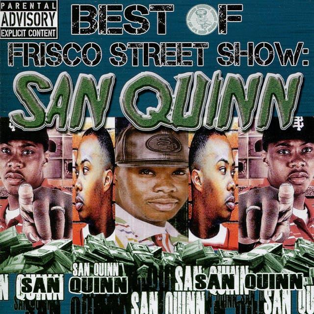 Best Of Frisco Street Show: San Quinn