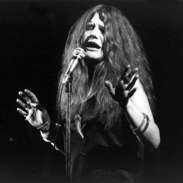 Janis Joplin (with Big Brother & The Holding Company)