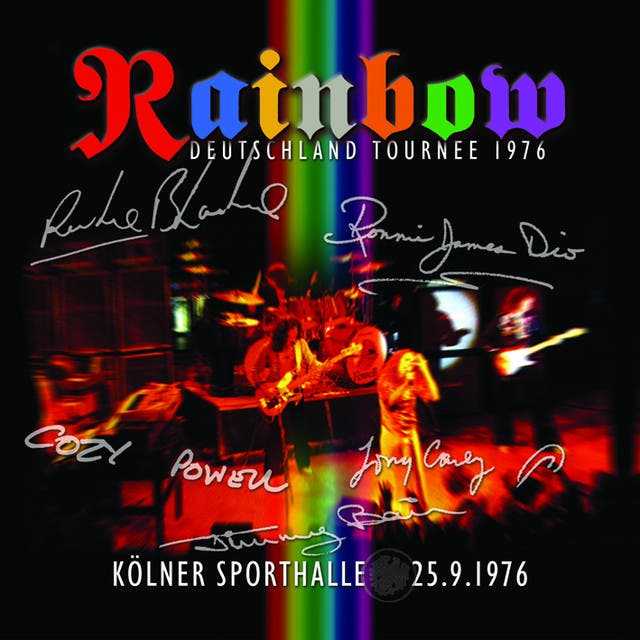 Live In Cologne 1976