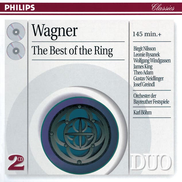 Wagner: The Best Of The Ring