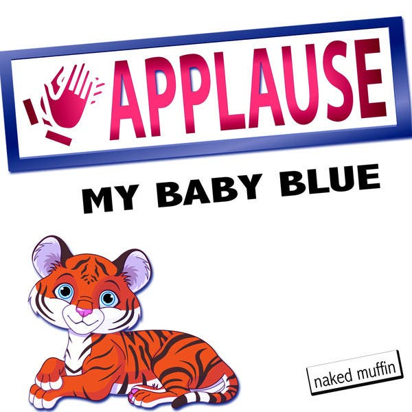 Applause My Baby Blue