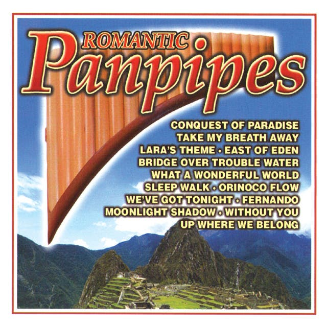 Orchestra Panpipes Gold
