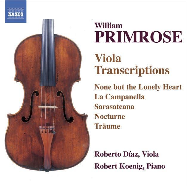 William Primrose