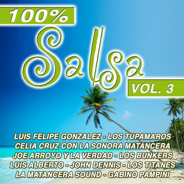 100 % Salsa Vol. 3