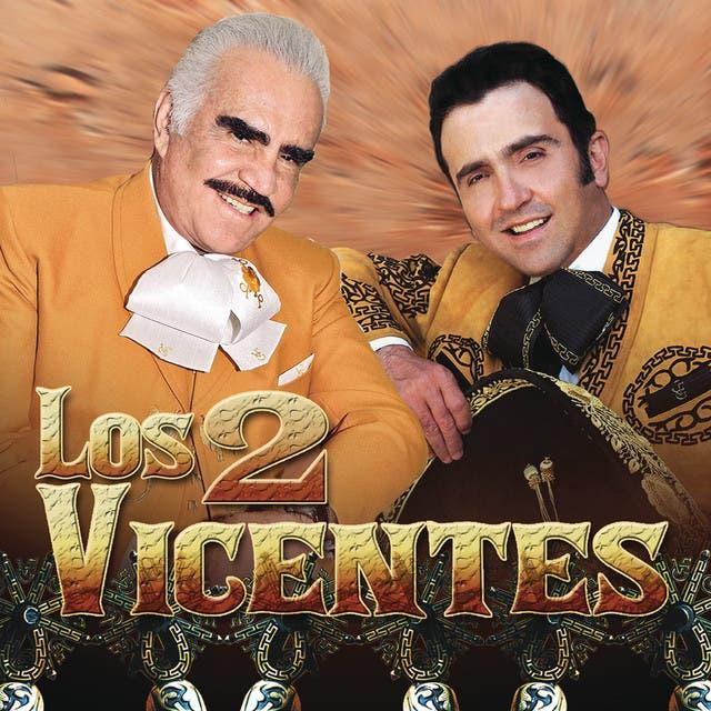 Vicente Fernández Y Vicente Fernández Hijo