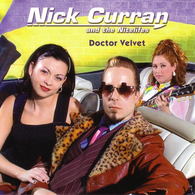 Nick Curran & The Nightlifes