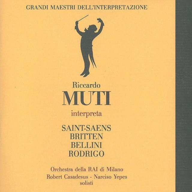 Orchestra Della Rai Di Milano