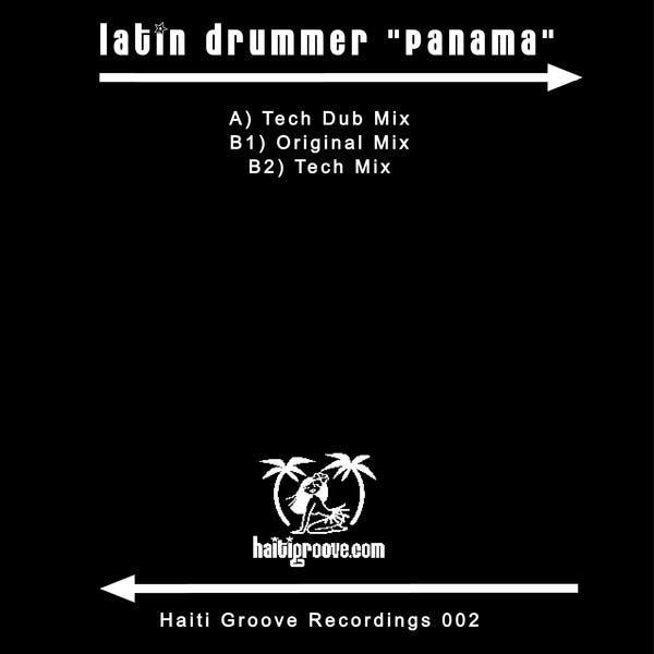 Latin Drummer
