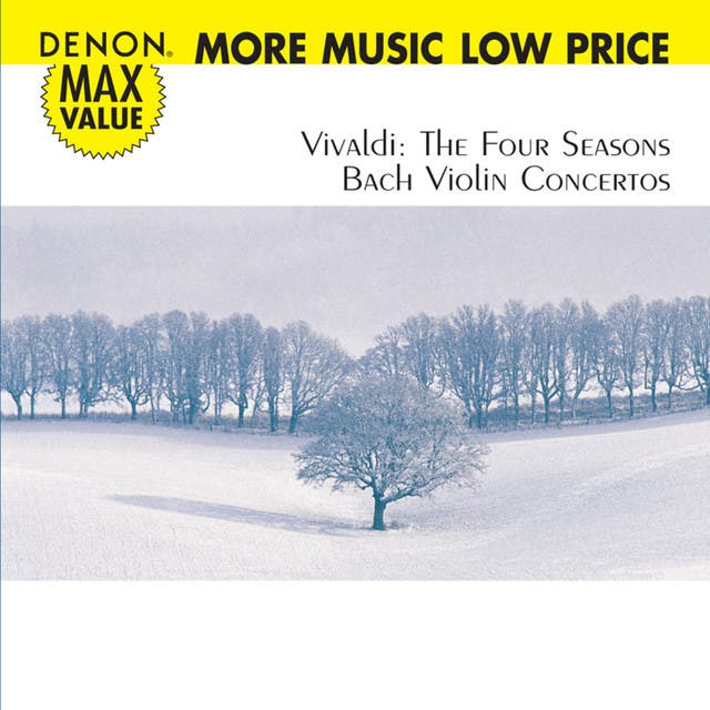 Vivaldi: The Four Seasons, Bach Violin Concertos