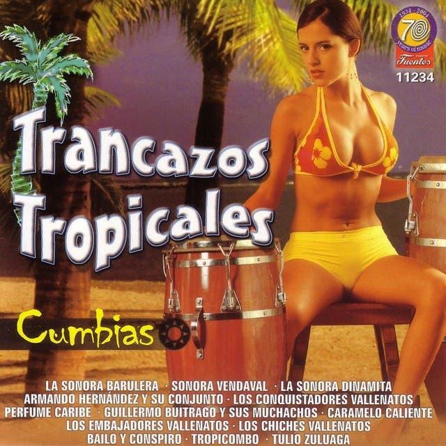 Trancazos Tropicales - Cumbias