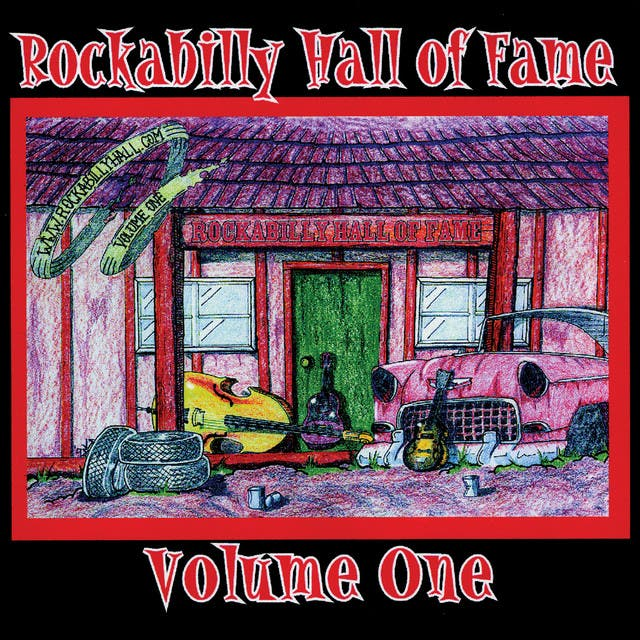 Various Artists - Rockabilly Hall Of Fame image