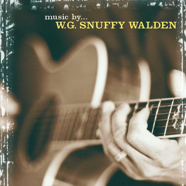 W.G. Snuffy Walden