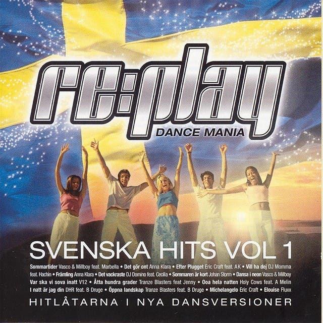Replay Dance Mania - Svenska Hits Vol 1
