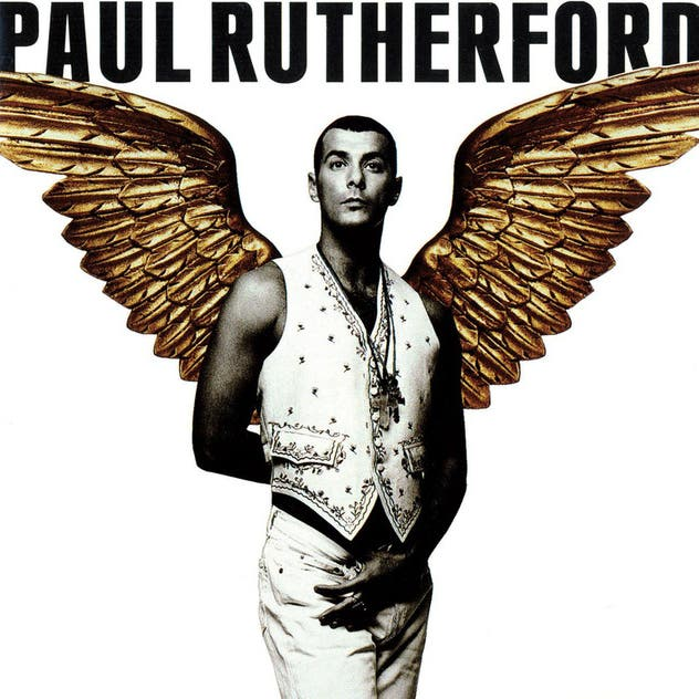 Paul Rutherford
