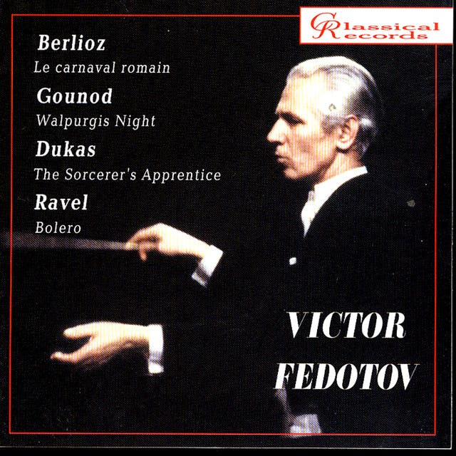Victor Fedotov. Academic Symphony Orchestra Of The St. Petersburg Philarmony