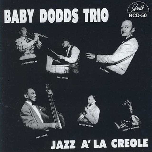 Baby Dodds Trio image