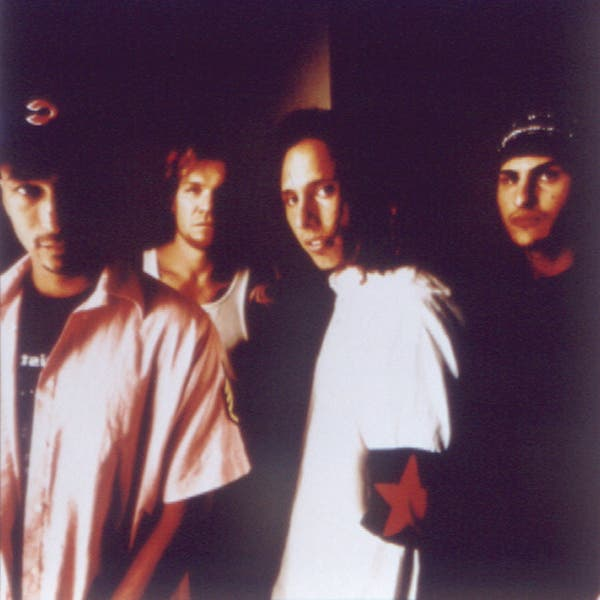 Rage Against The Machine image