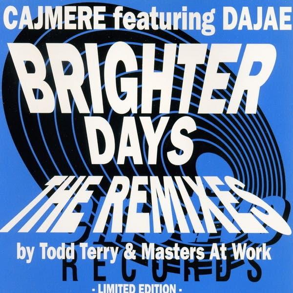 Cajmere Feat. Dajae