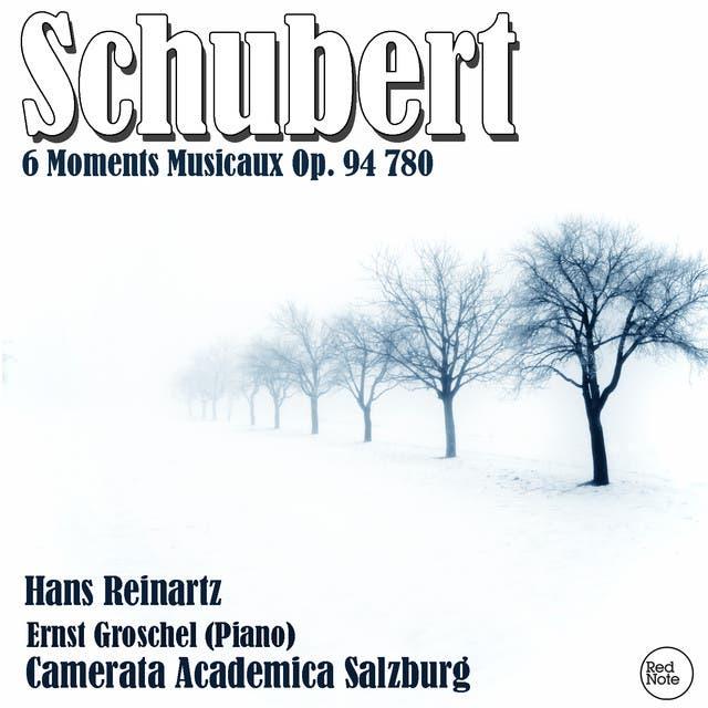 Schubert: 6 Moments Musicaux Op. 94 780