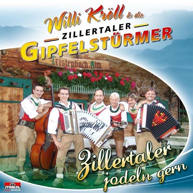 Willi Kröll & Die Zillertaler Gipfelstürmer