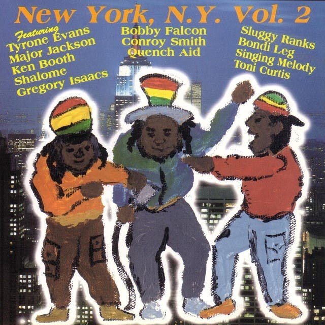 New York N.Y. Volume 2