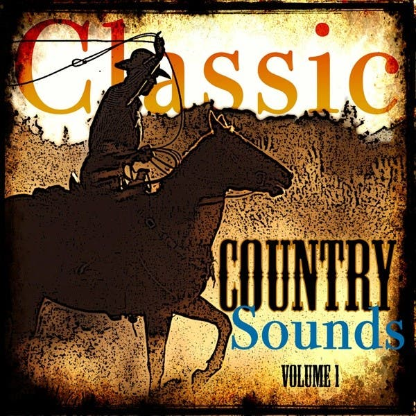 Classic Country Sounds - Volume 1