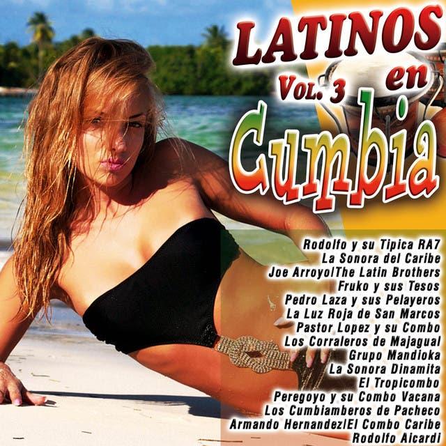 Latinos En Cumbia Vol. 3
