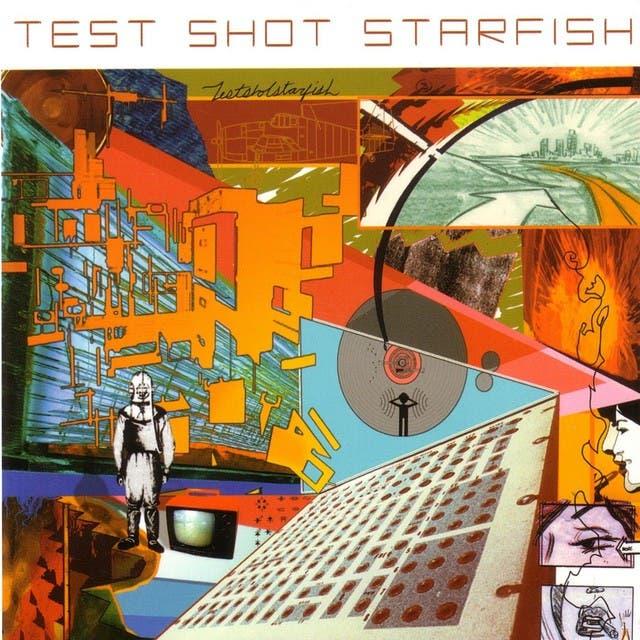 Test Shot Starfish