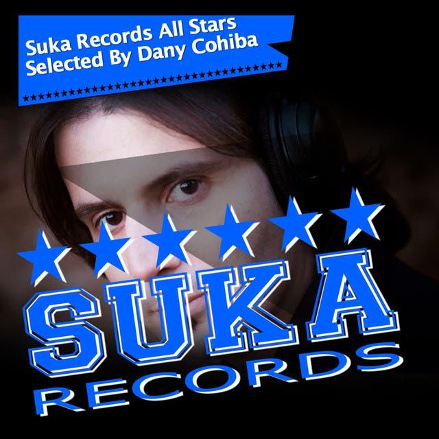 Suka Records All Stars Selected By Dany Cohiba