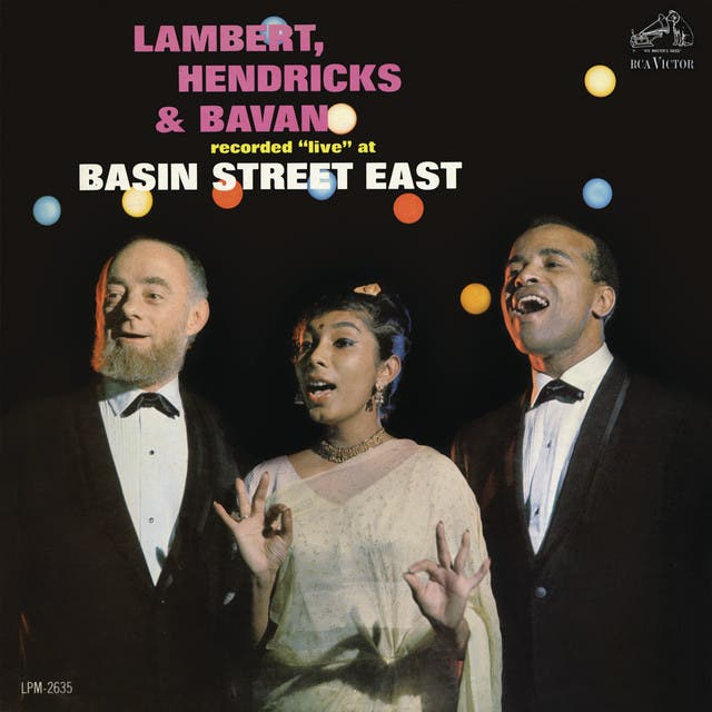 Lambert, Hendricks & Bavan