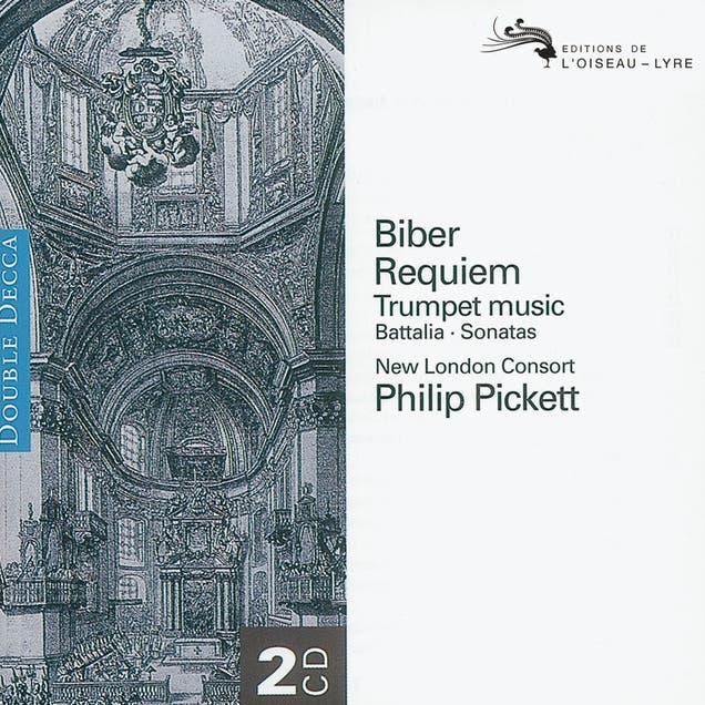 Various Artists & New London Consort & Philip Pickett