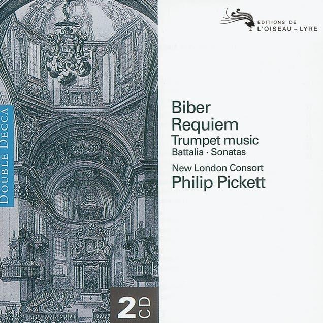 Various Artists & New London Consort & Philip Pickett image