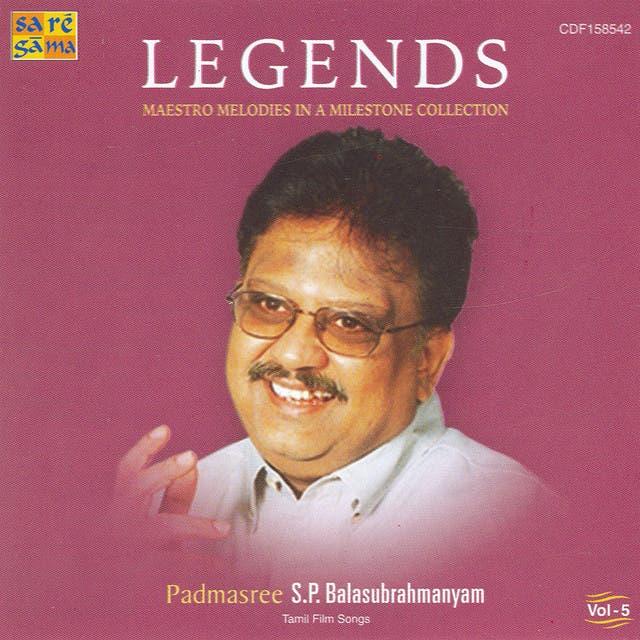 Legends - S. P. Balasubrahmanyam Vol. 5