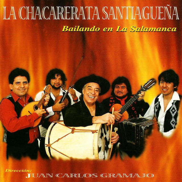Bailando En La Salamanca