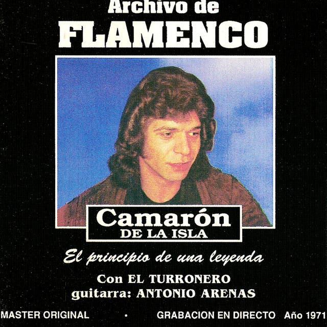 Camarón De La Isla, El Turronero