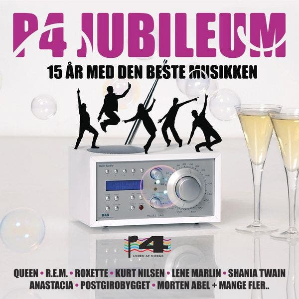 P4 Jubileum (Lyden Av Norge - 15 År)