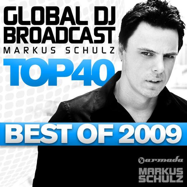 Global DJ Broadcast Top 40 - Best Of 2009