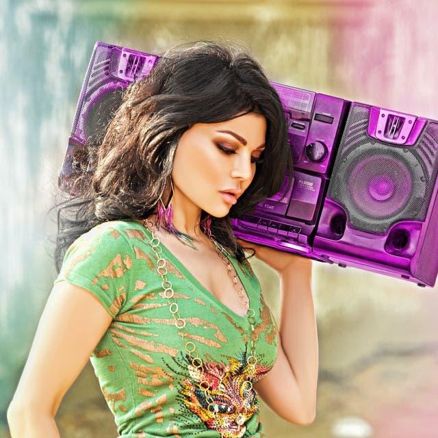 Haifa Wehbe image
