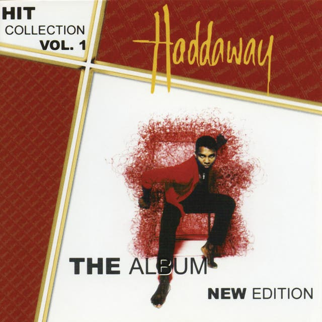 Hit Collection Vol. 1 - The Album New Edition