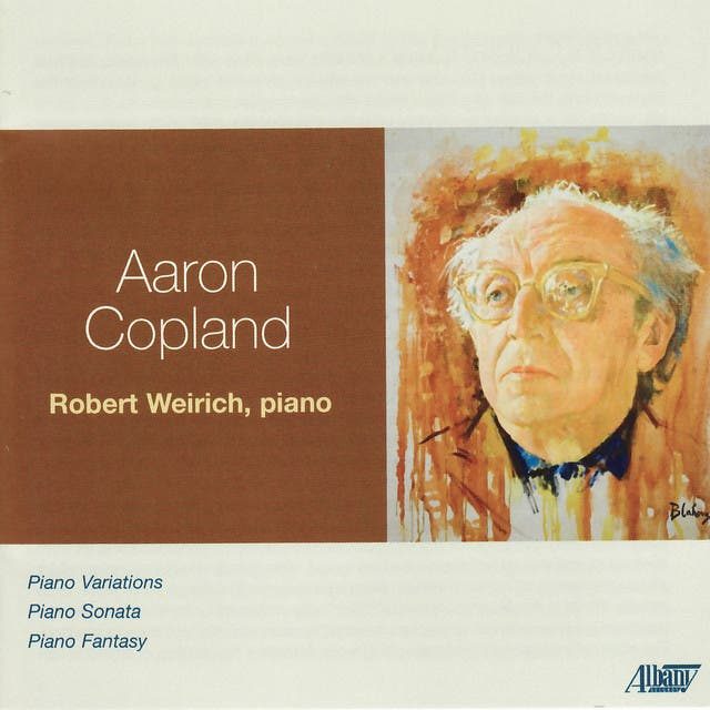 Aaron Copland - Works For Piano