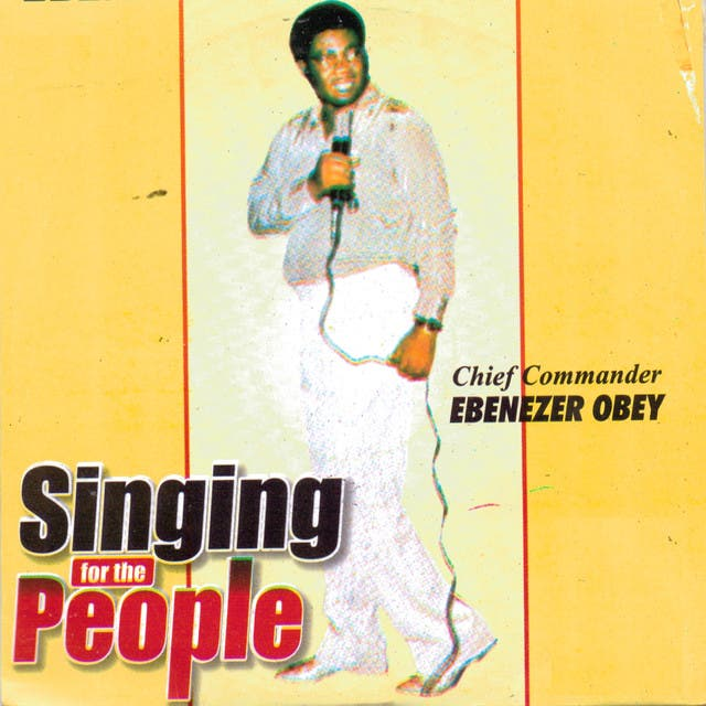 Singing For The People