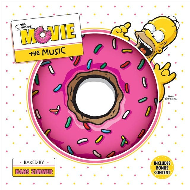 The Simpsons Movie: The Music