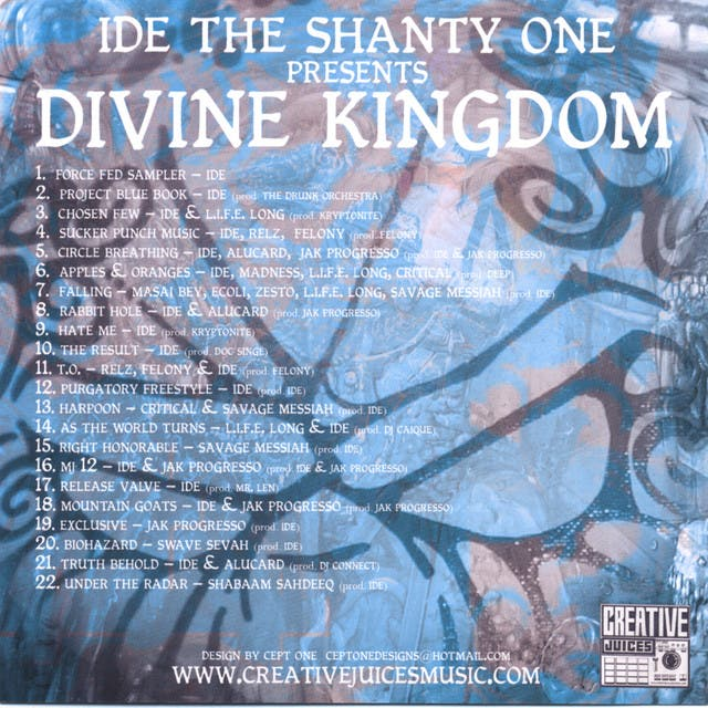 Ide The Shanty One