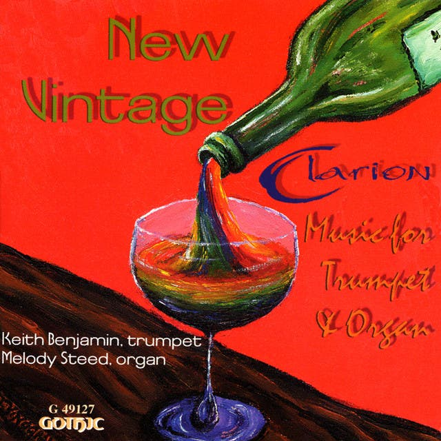 New Vintage: New Music For Trumpet And Organ By American Composers