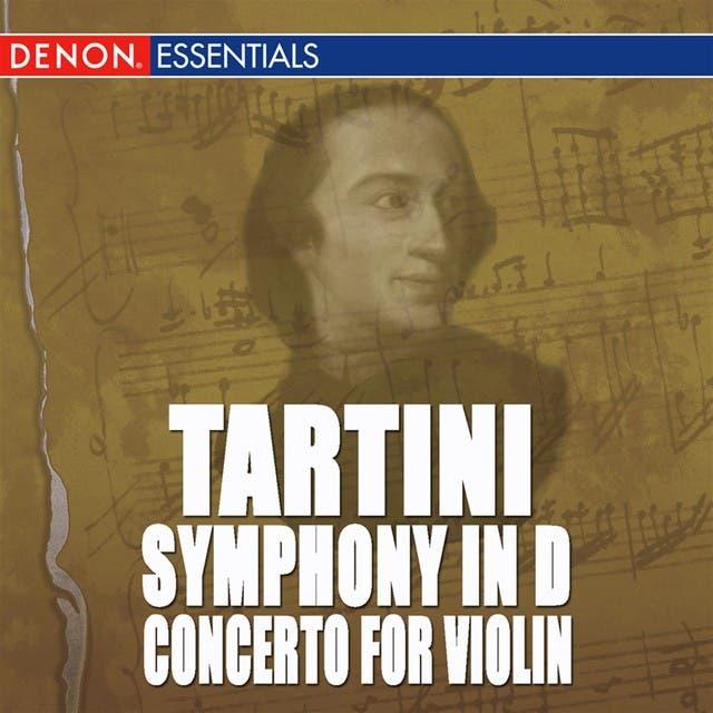 Tartini: Symphony In D Major - Concerto In D Minor