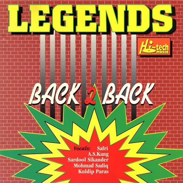 Legends Back 2 Back