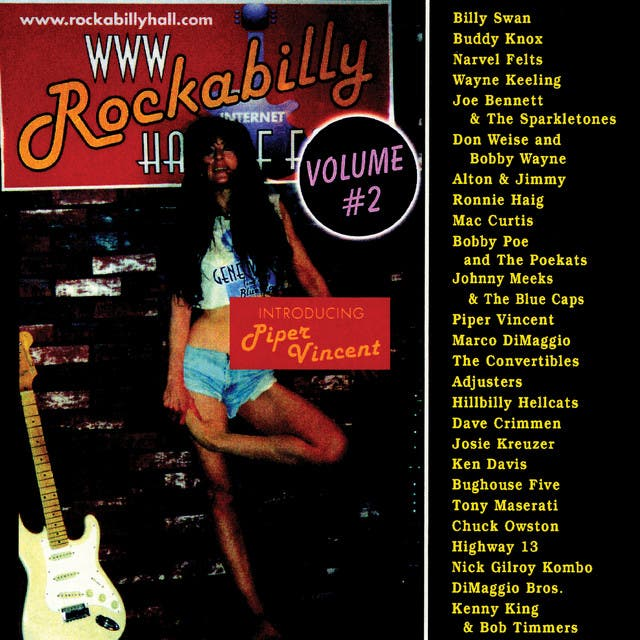 Rockabilly Hall Of Fame Vol. 2